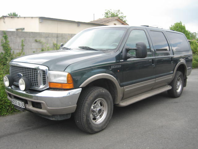 FORD E EXCURSION 7.3V8TD