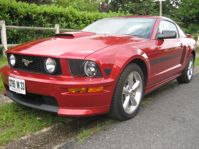 FORD MUSTANG GT CALIFORNIA S