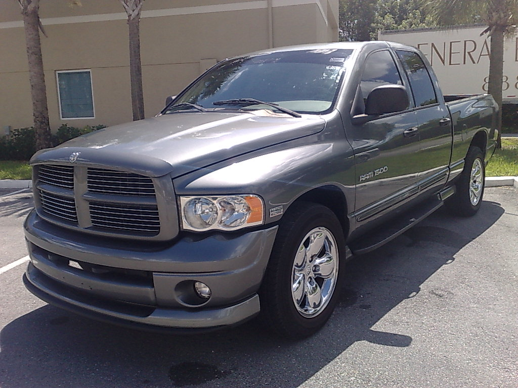 DODGE PICKUP RAM 1500 SPORT PACKAGE