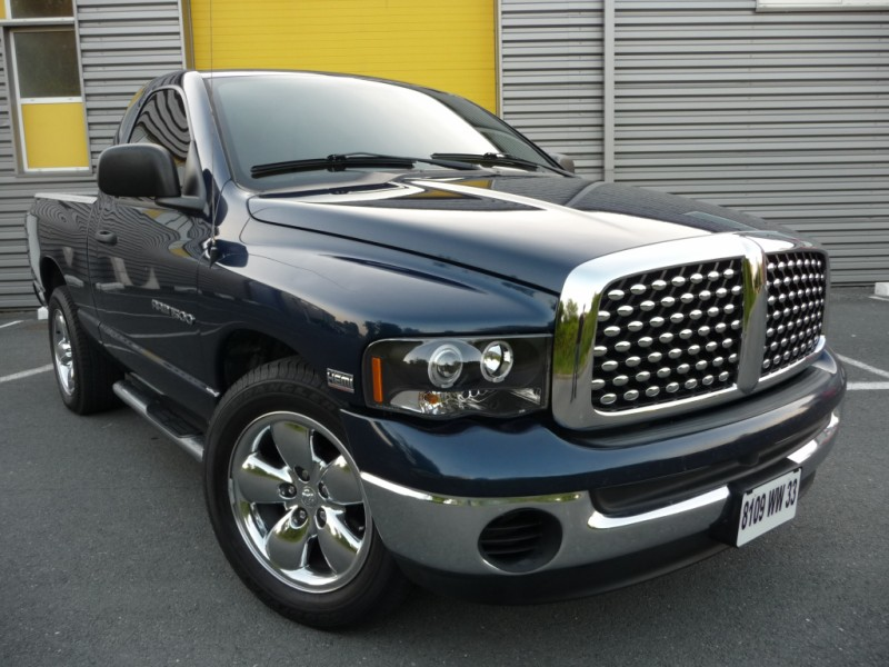 DODGE PICKUP RAM 1500 SIMPLE CAB