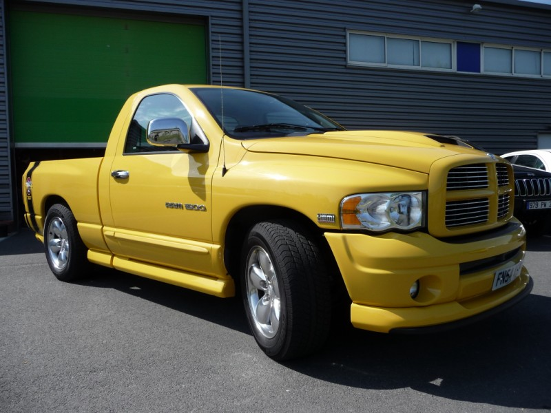DODGE PICKUP RAM 1500 RUMBLE BEE
