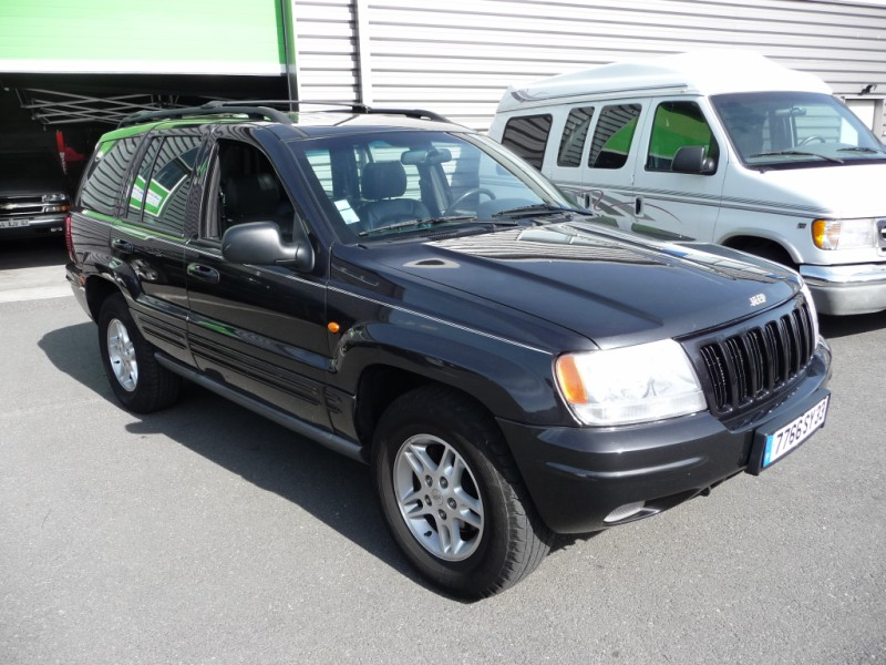JEEP GRAND CHEROKEE 4.7L LIMITEED GPL
