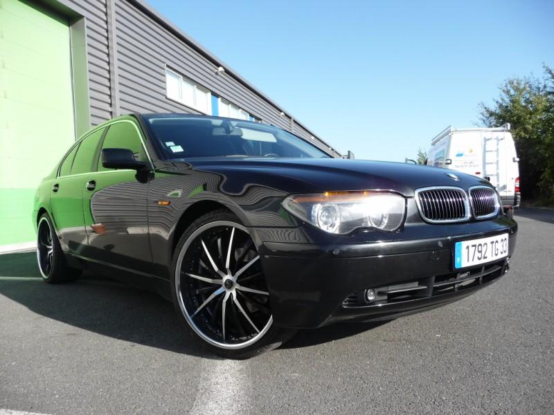 BMW 735 I IL