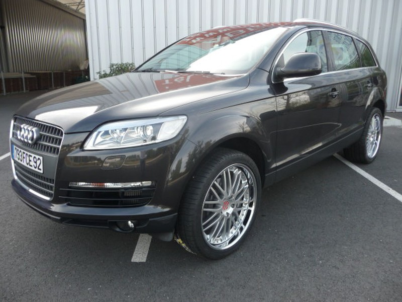 AUDI Q7 AMBITION LUXE