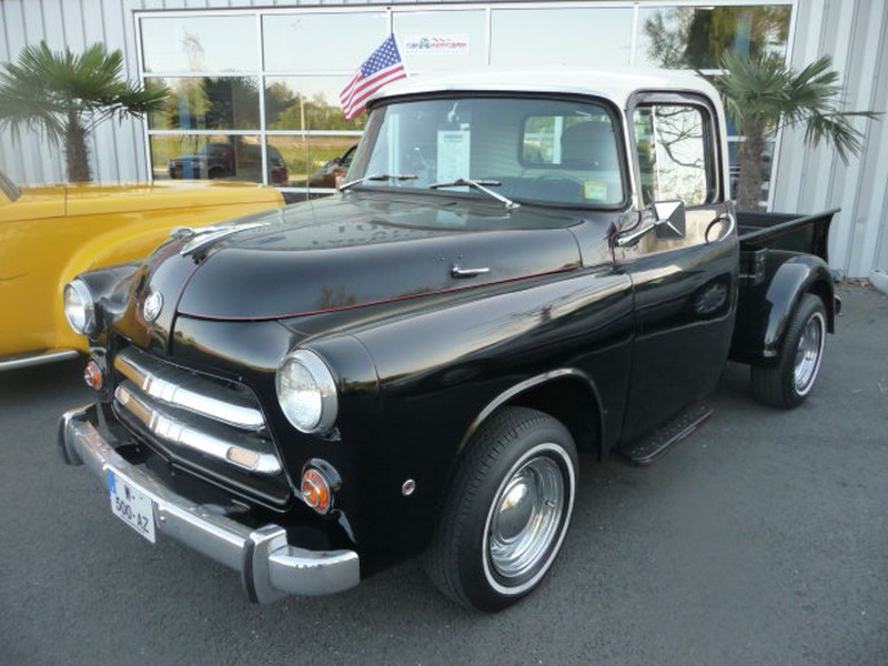 DODGE PICKUP RAM 1500 COLLECTOR