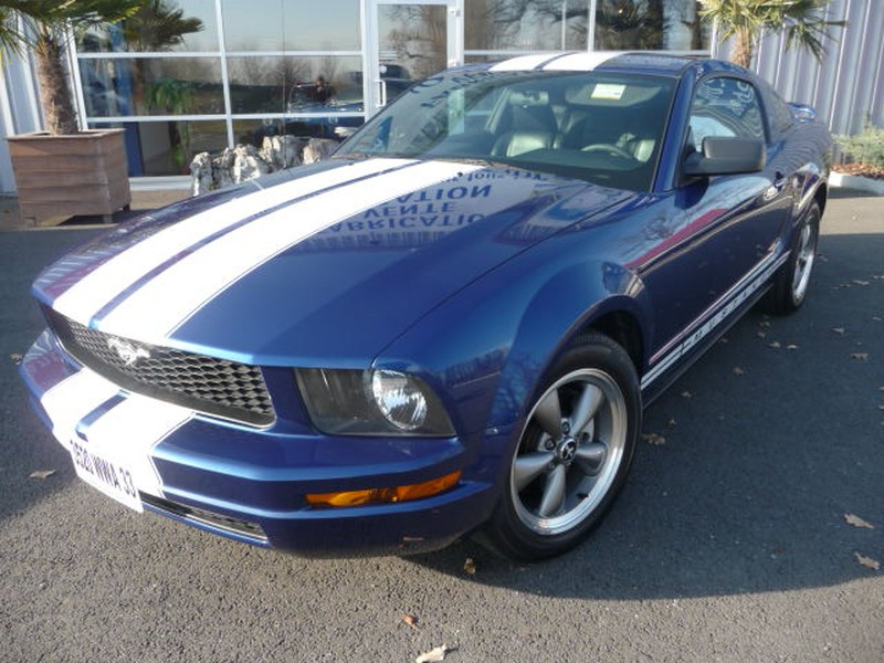 FORD MUSTANG V6 4L