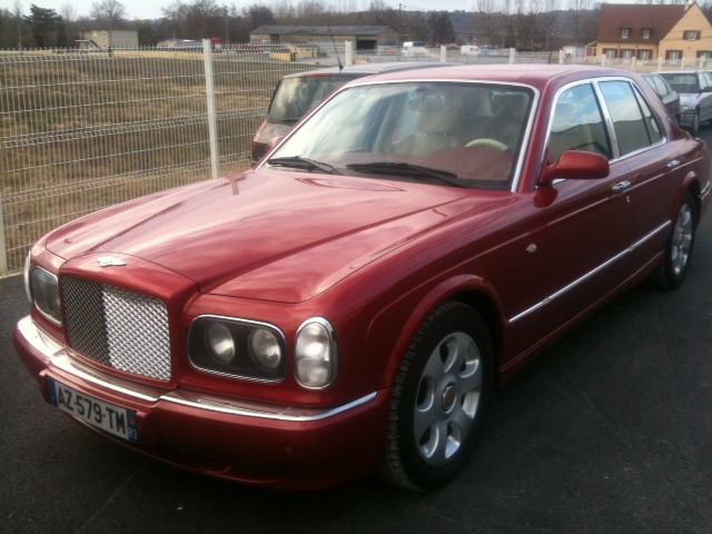 BENTLEY T ARNAGE 6,8L V8