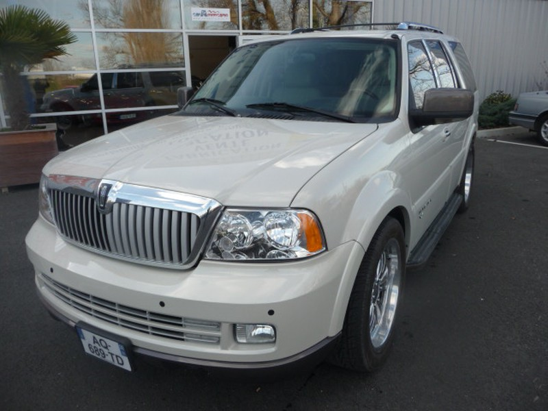 LINCOLN MARK VII NAVIGATOR