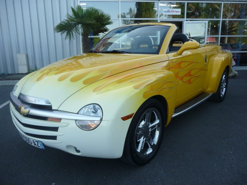 CHEVROLET SSR SUPERCHARGED 500CV