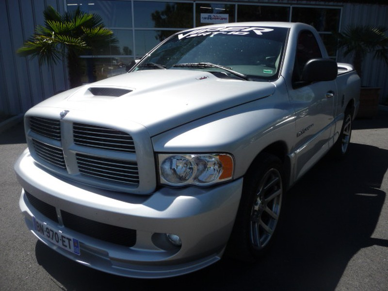 DODGE PICKUP RAM 1500 SRT 10 VIPER