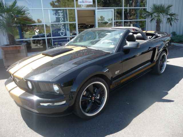 FORD MUSTANG CABRIOLET GTH