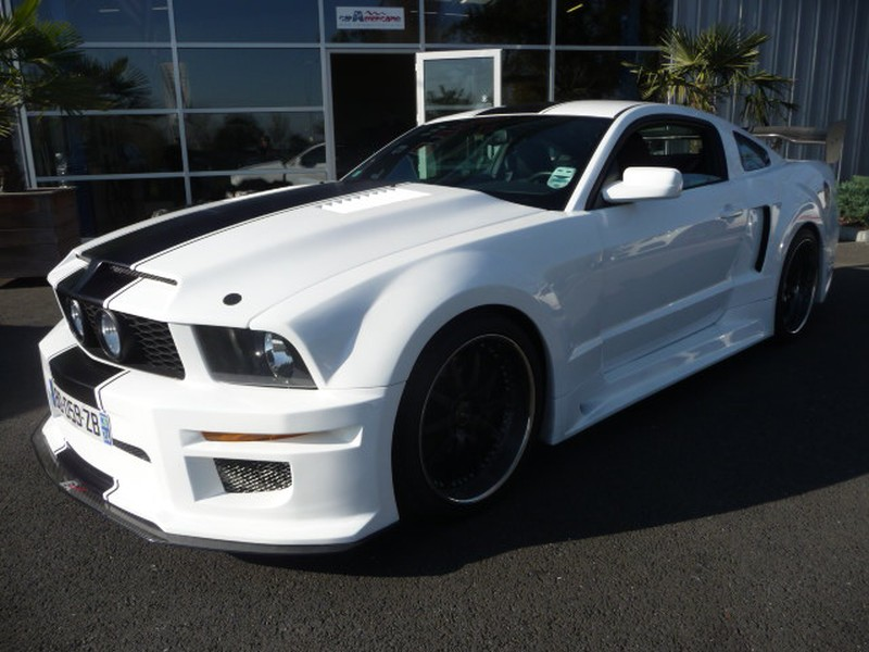 FORD MUSTANG GT 500 SHELBY 700CV