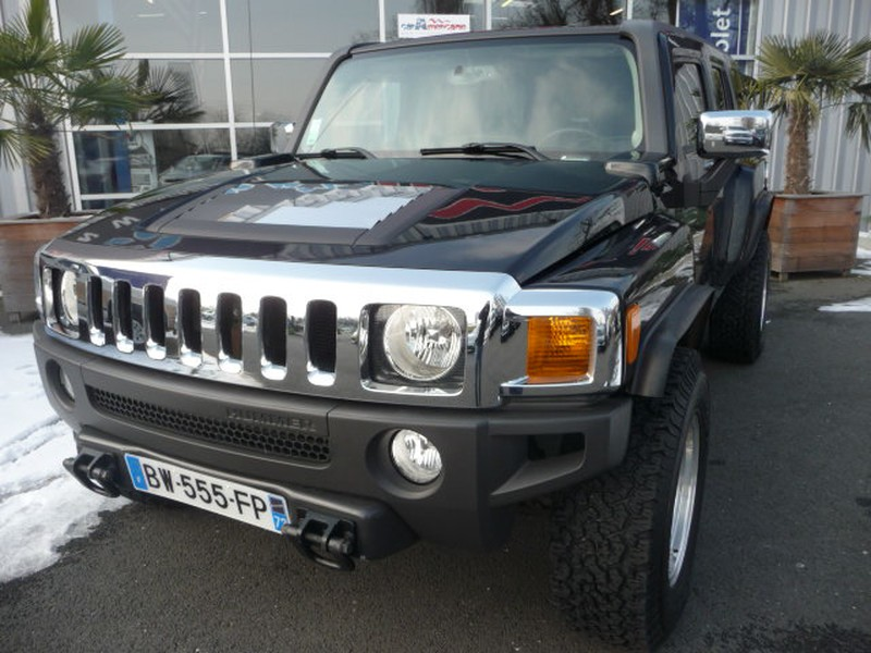 HUMMER H3 PACK LUXE
