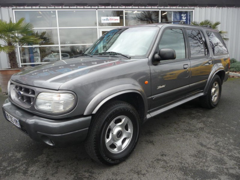 FORD EXPLORER LIMITEED
