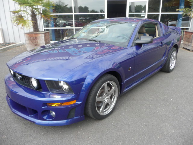 FORD MUSTANG ROUCH