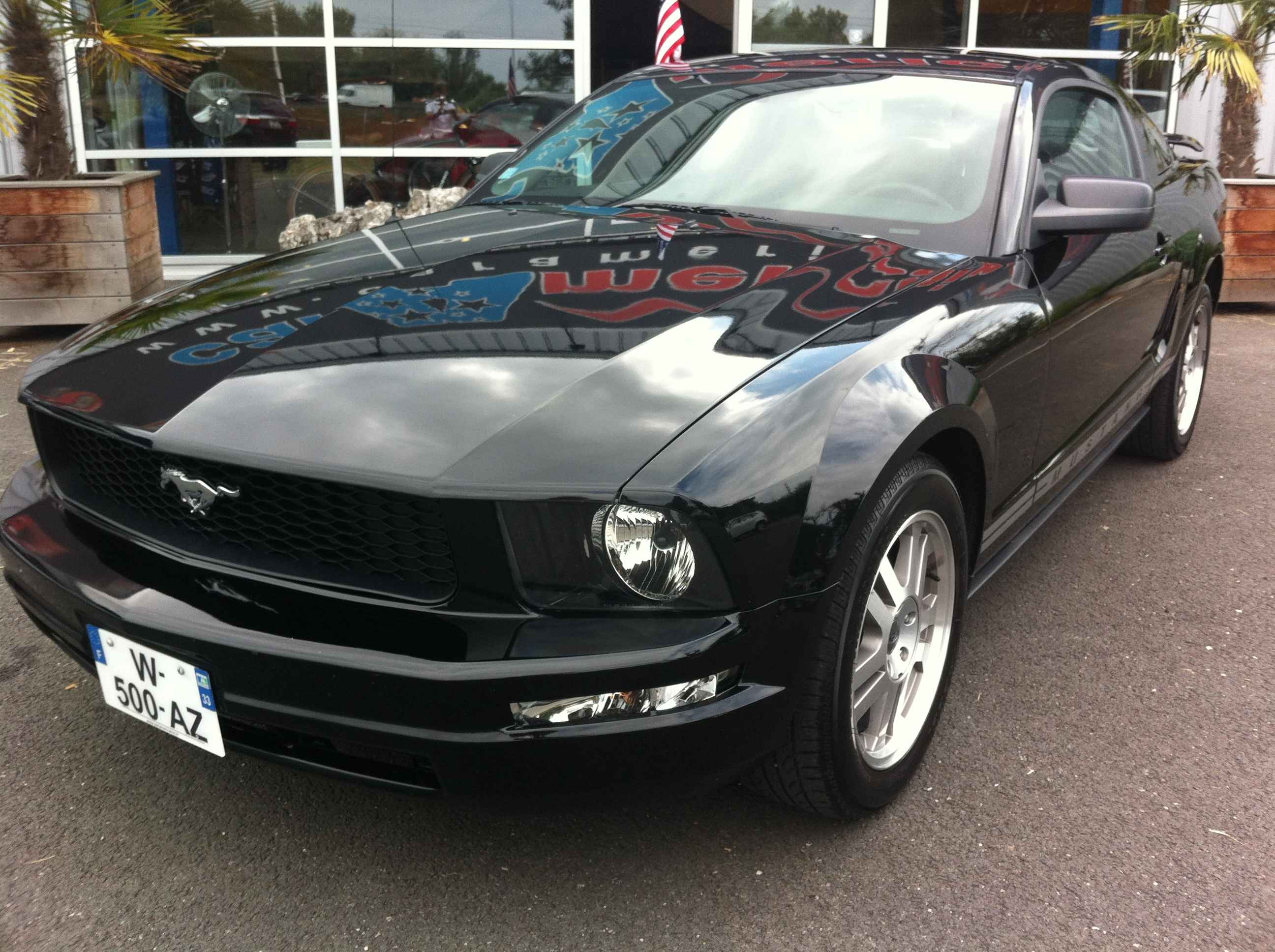 FORD MUSTANG COUPé V6