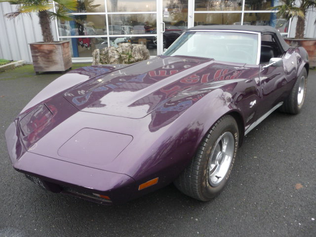 CHEVROLET CORVETTE C3 STINGRAY CAB