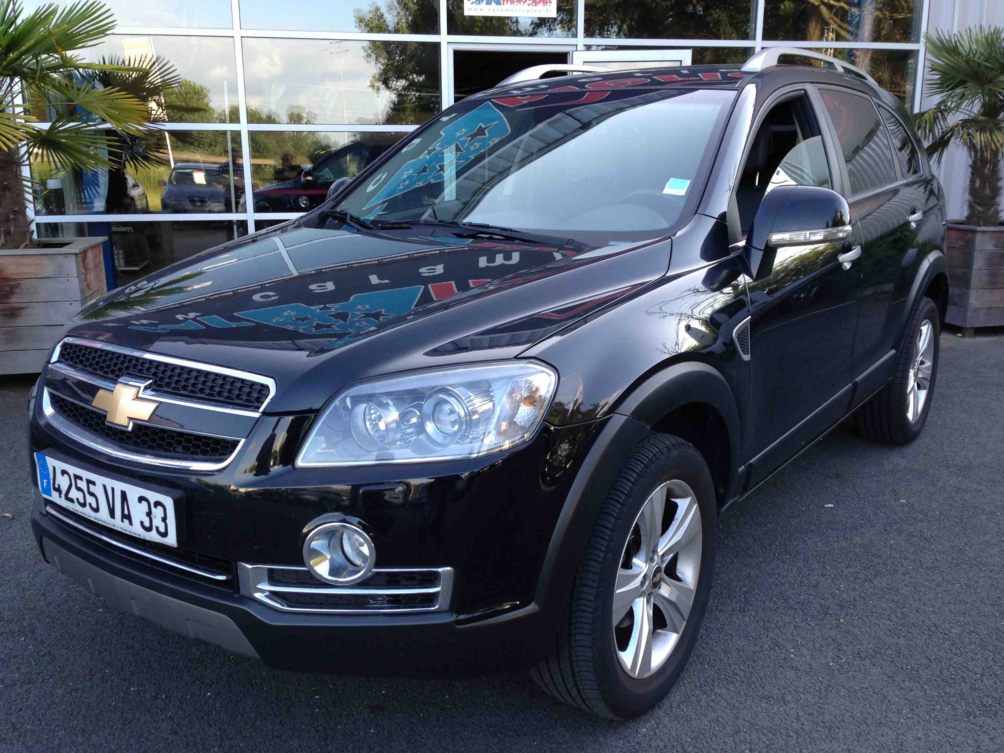 CHEVROLET CAPTIVA LT+ 4X4
