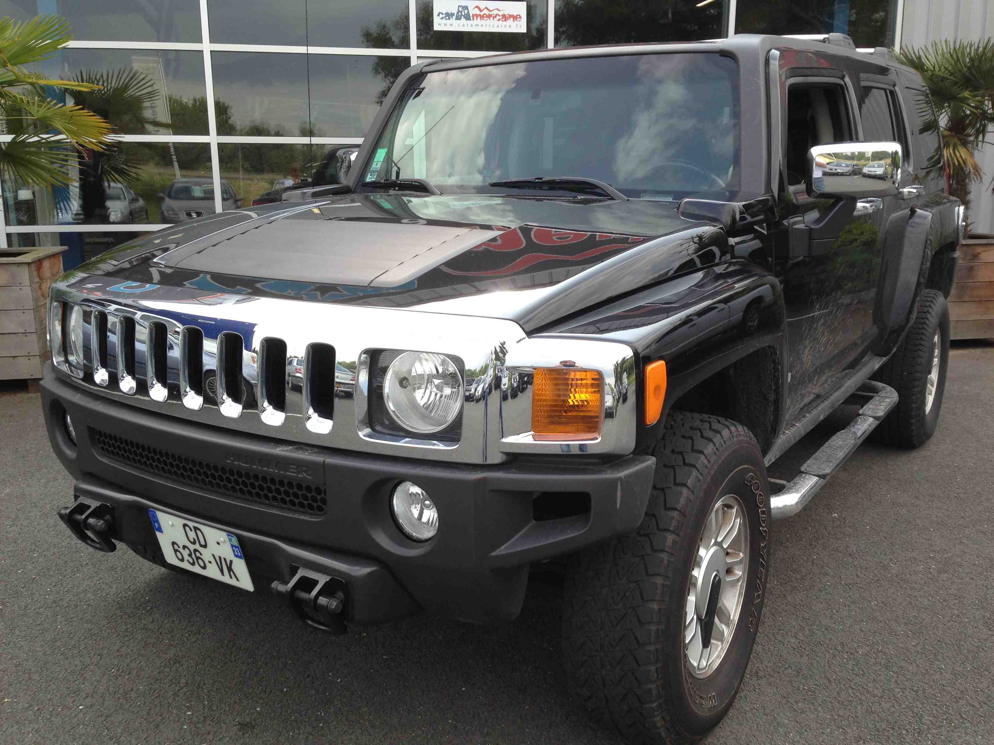 HUMMER H3 PACK LUXURY