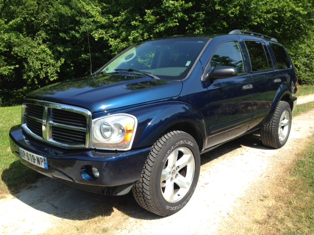 DODGE DURANGO SLT 7 PLACES