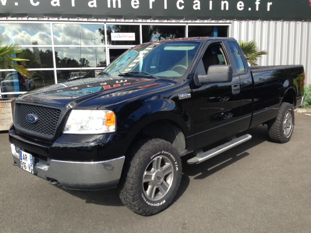 FORD F-150 4X4 SIMPLE CABINE