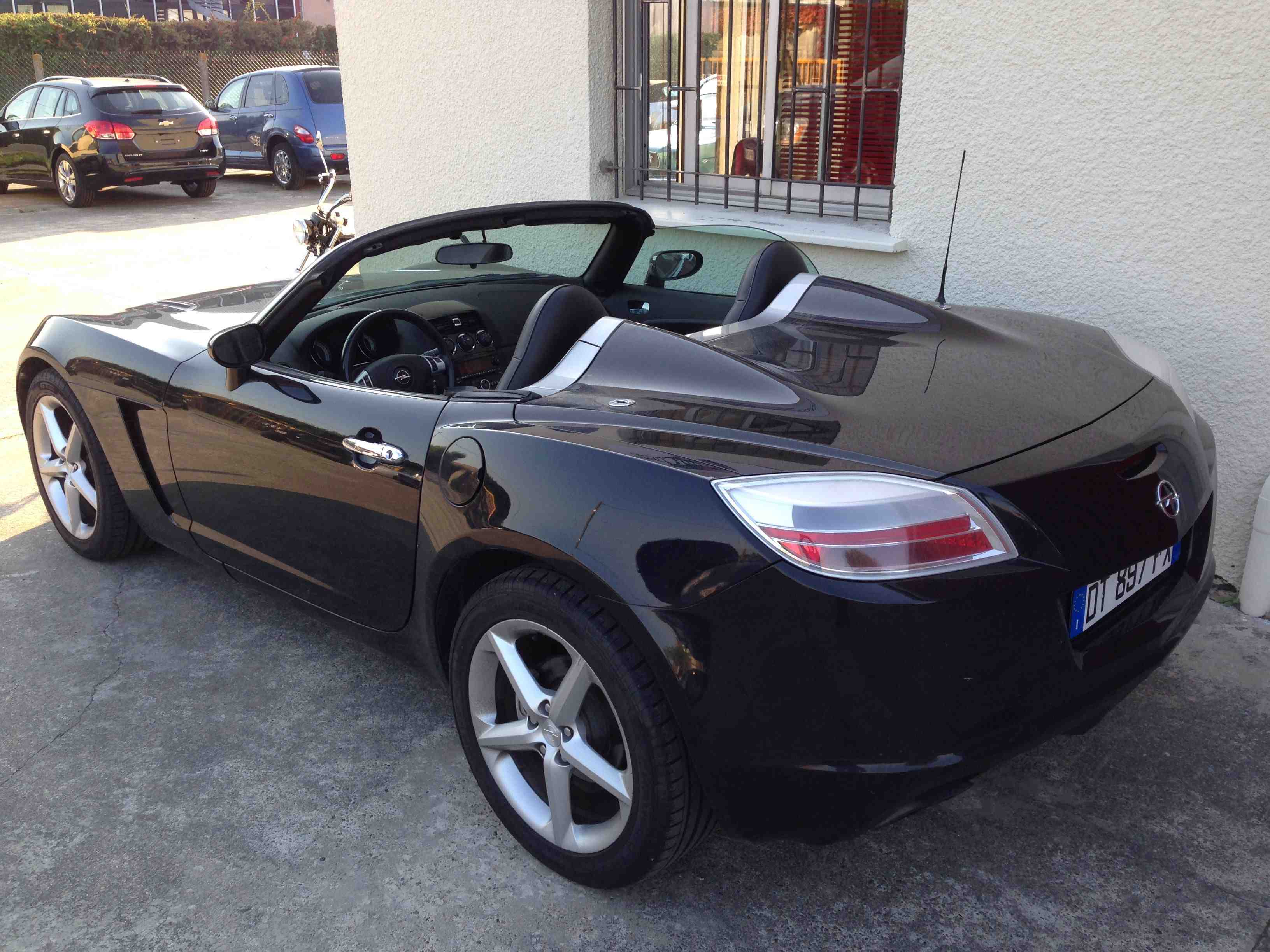 opel gt roadster bilder. Black Bedroom Furniture Sets. Home Design Ideas