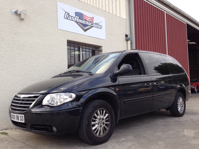 CHRYSLER GRAND VOYAGER STOW N GO