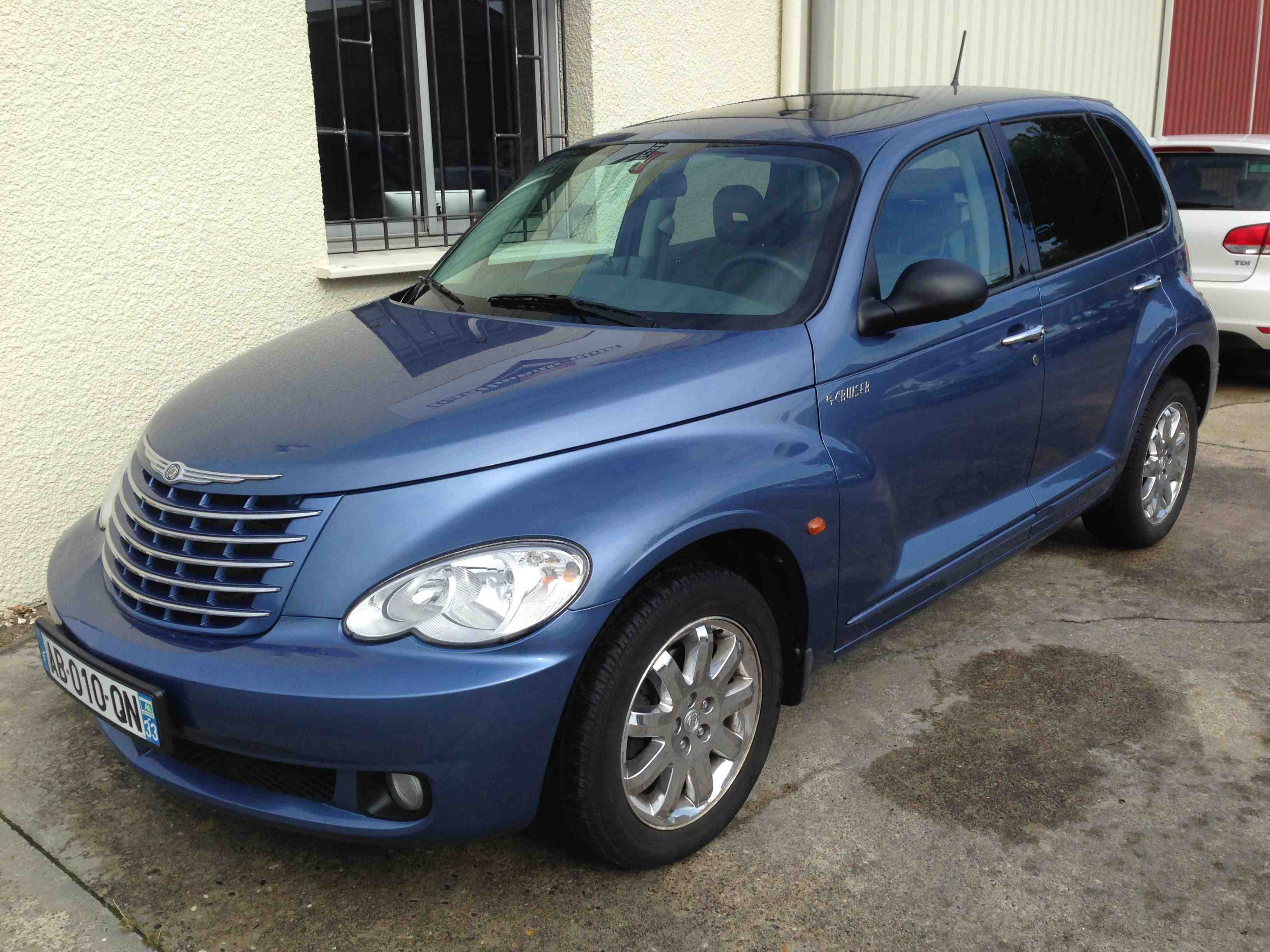 CHRYSLER PT CRUISER 2,0 CRD LIMITED