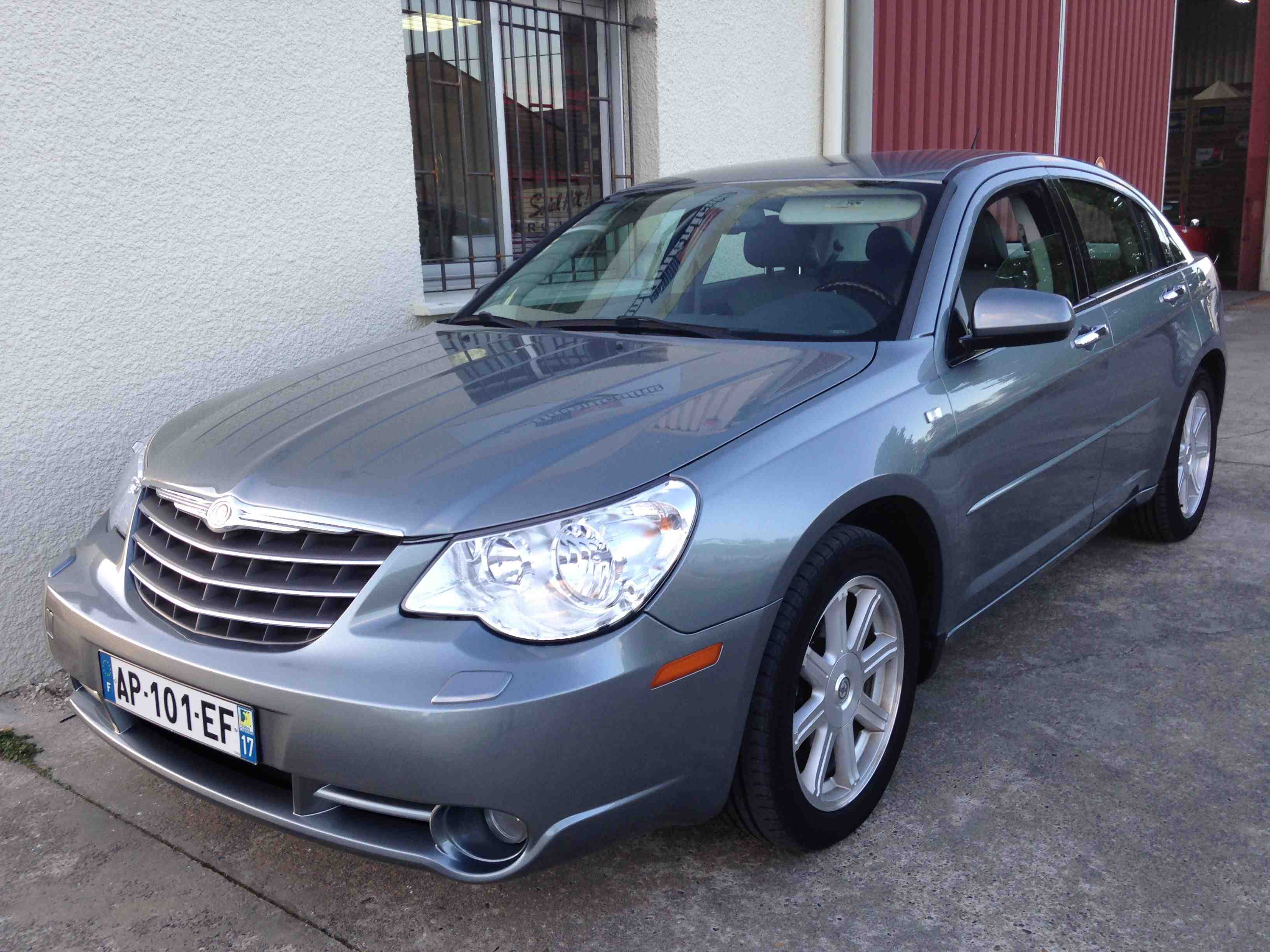 CHRYSLER SEBRING LIMITED 2,2CRD