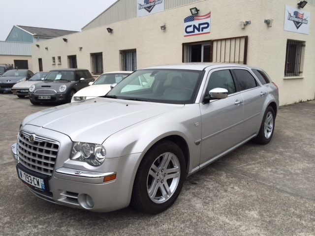 CHRYSLER 300 C TOURING 3.0 CRD