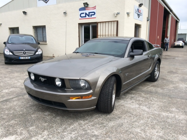 FORD MUSTANG GT COUPE PREMIUM