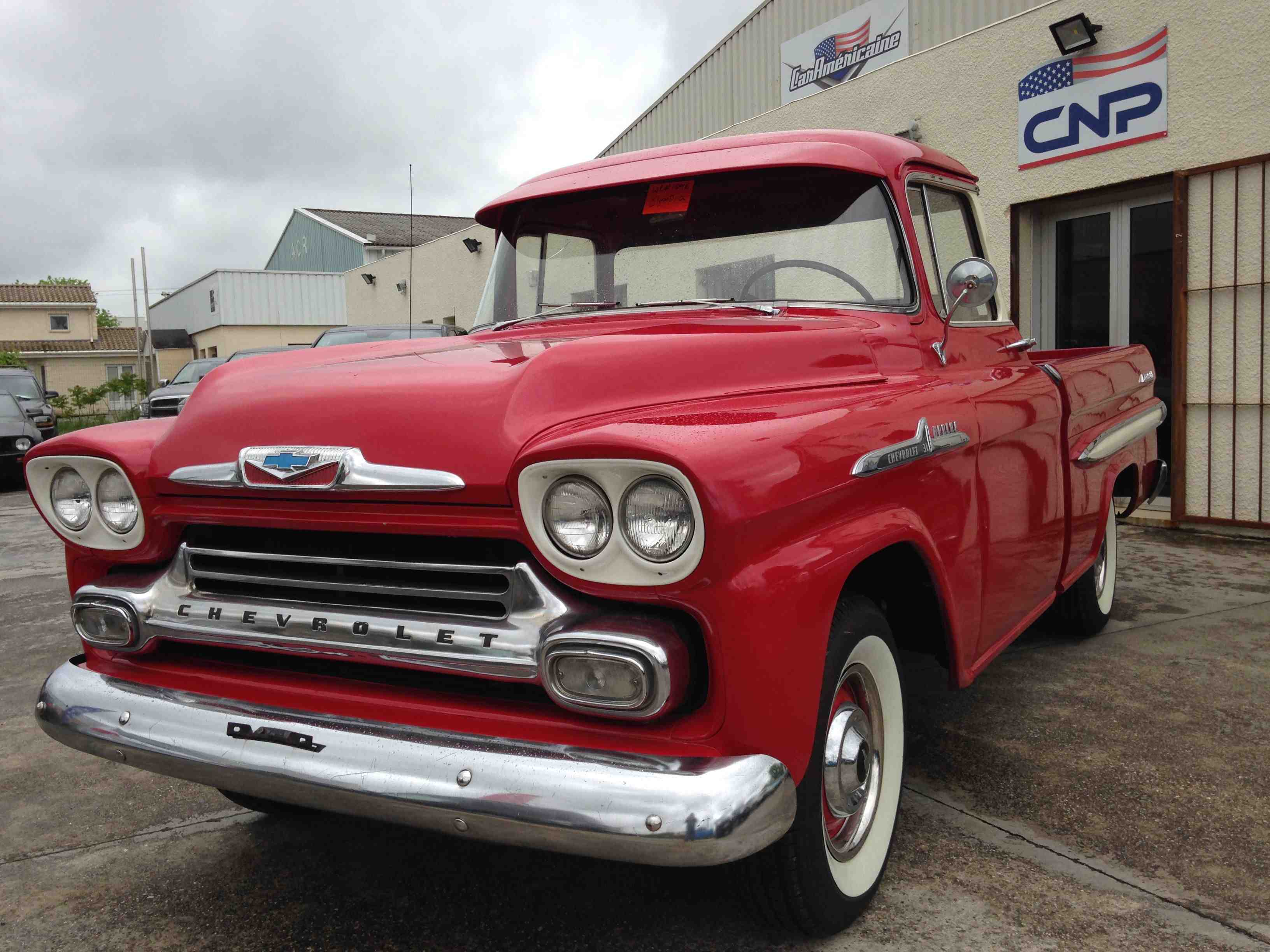 CHEVROLET PICKUP 1500 APACHE 3.0L FLEETSIDE