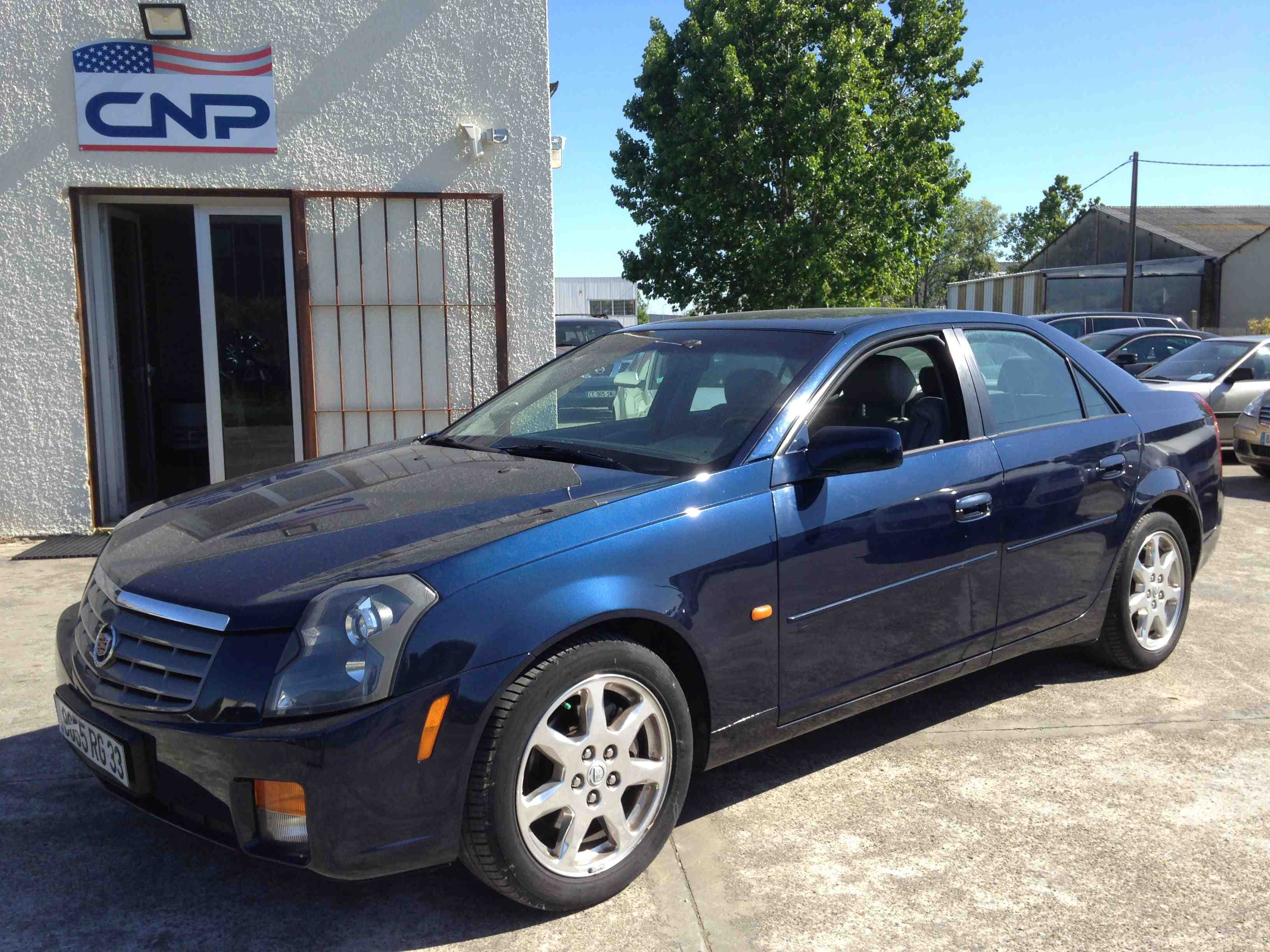 CADILLAC CTS 3,2L LUXURY