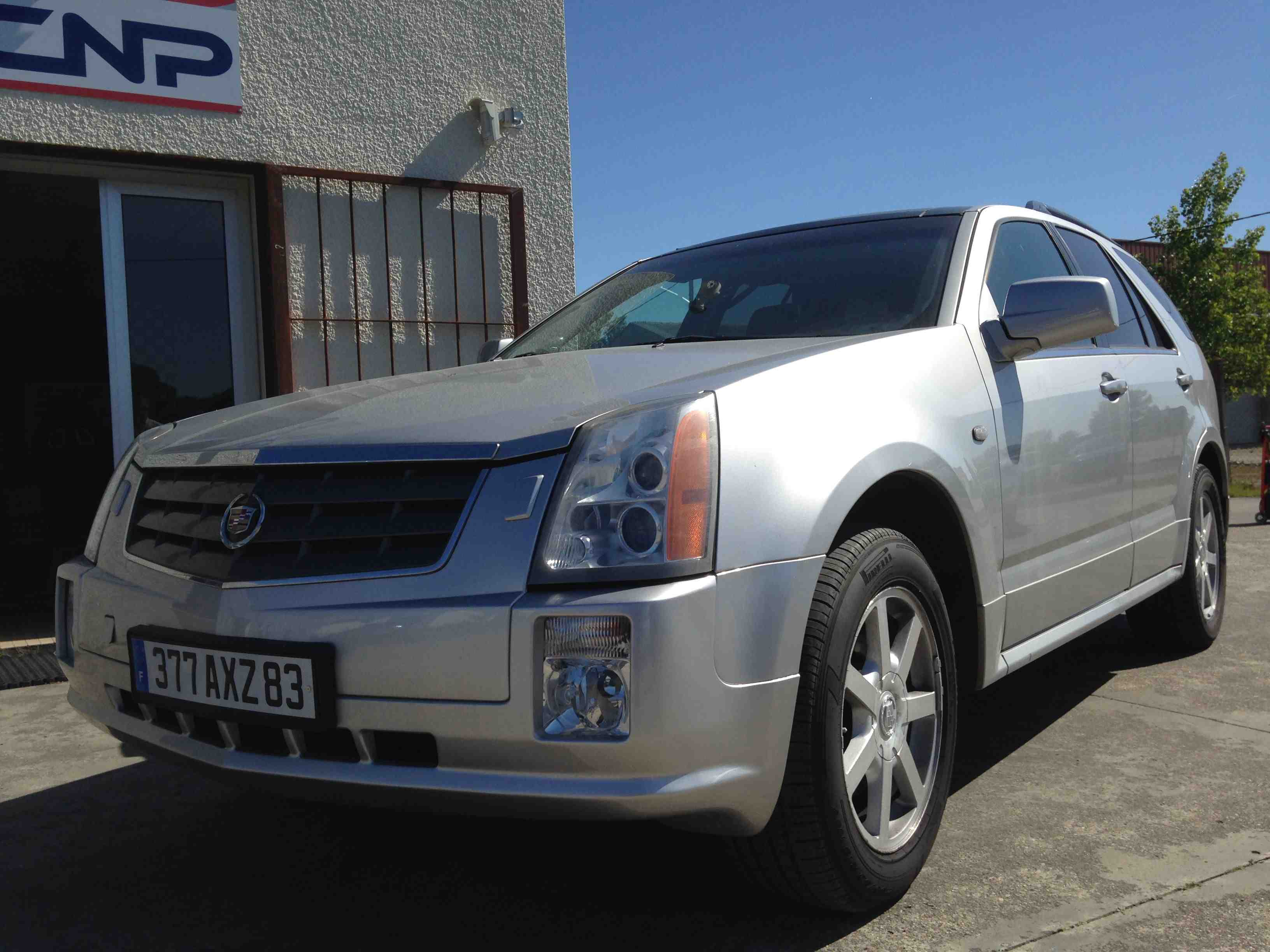CADILLAC SRX V8 7PLACES AWD