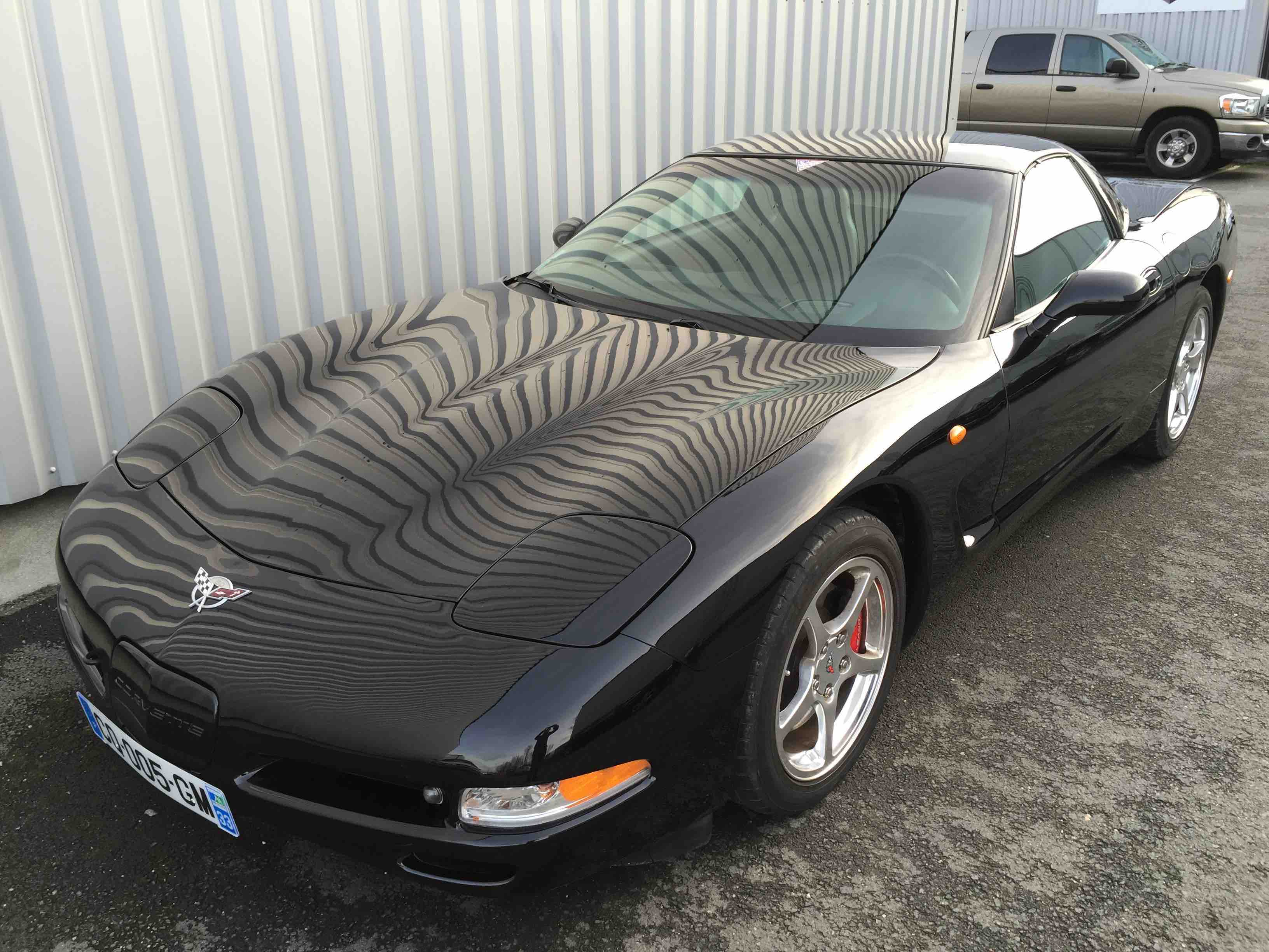 CHEVROLET CORVETTE C5 50TH ANNIVERSAIRE