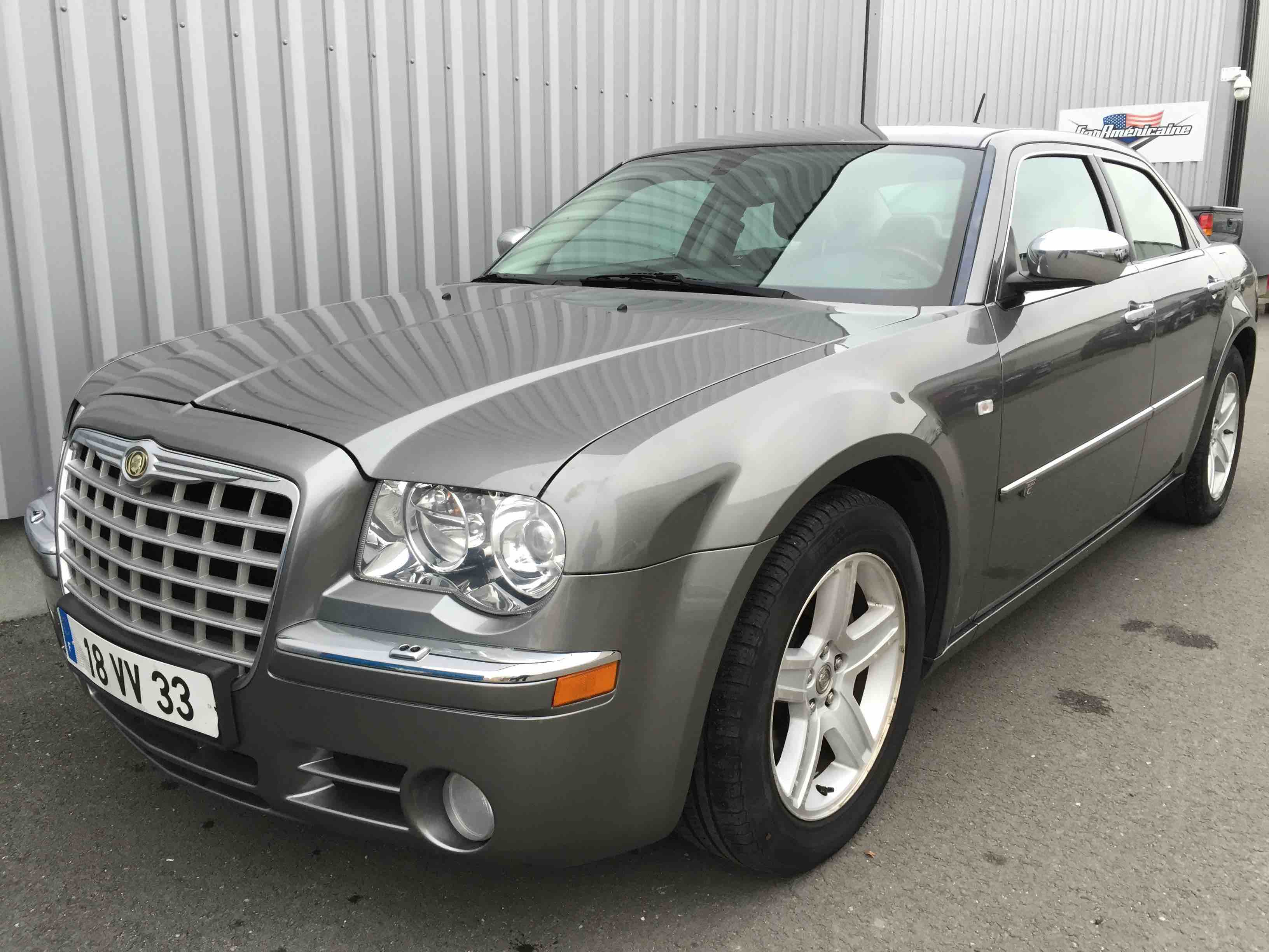 CHRYSLER 300 C CRD 3L V6