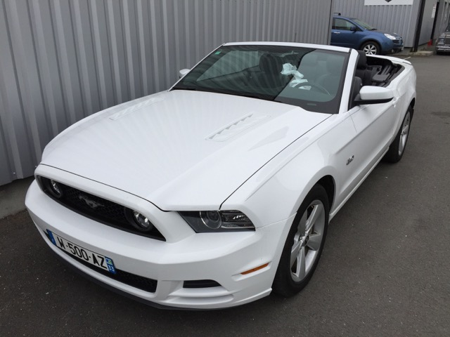 FORD MUSTANG GT V8 5.0L