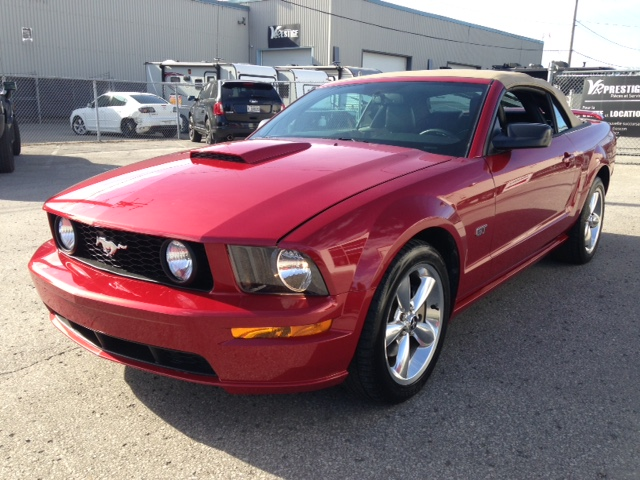 FORD MUSTANG GT CABRIOLET PREMIUM