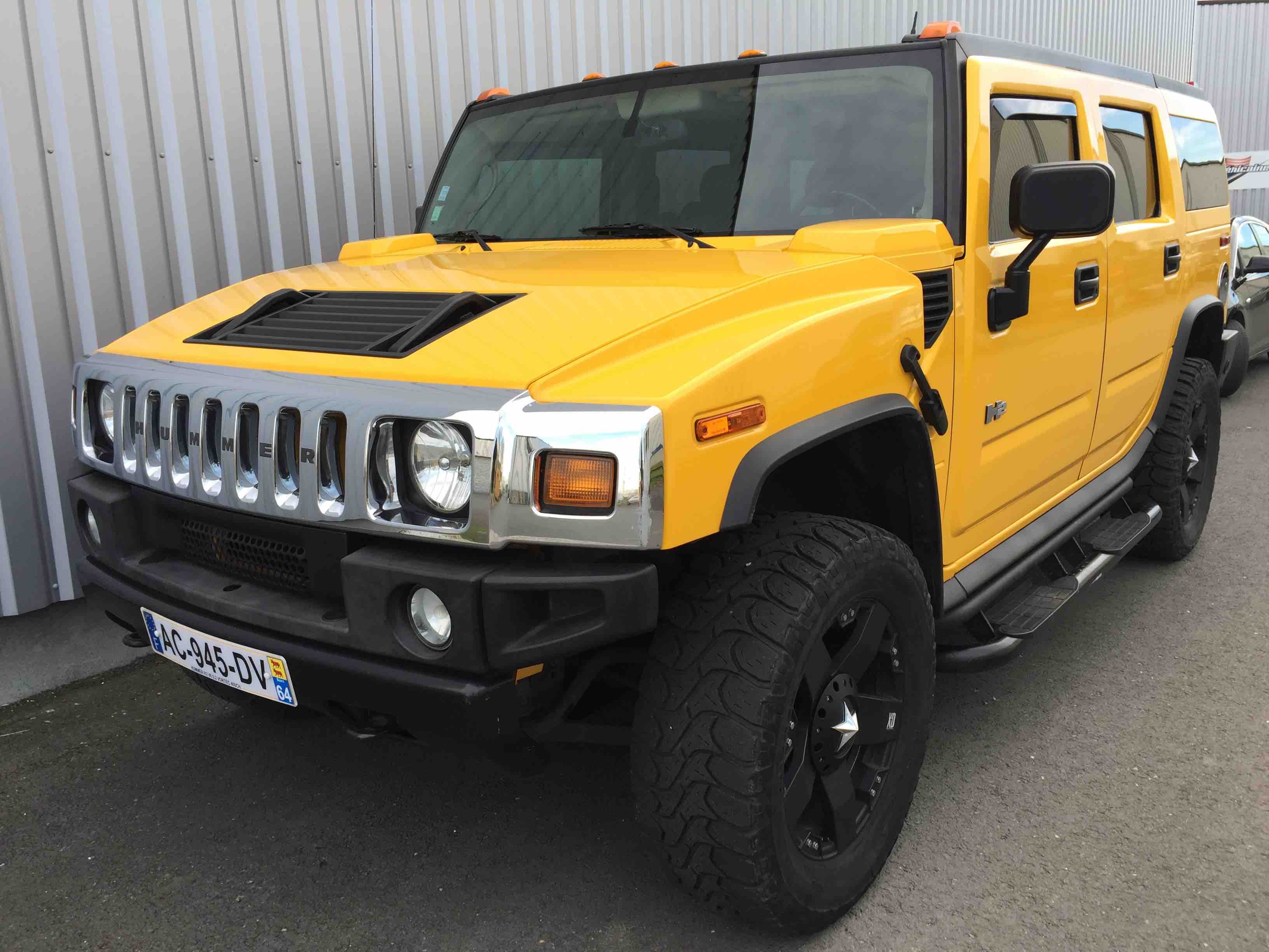 HUMMER H2 LUXURY GPL