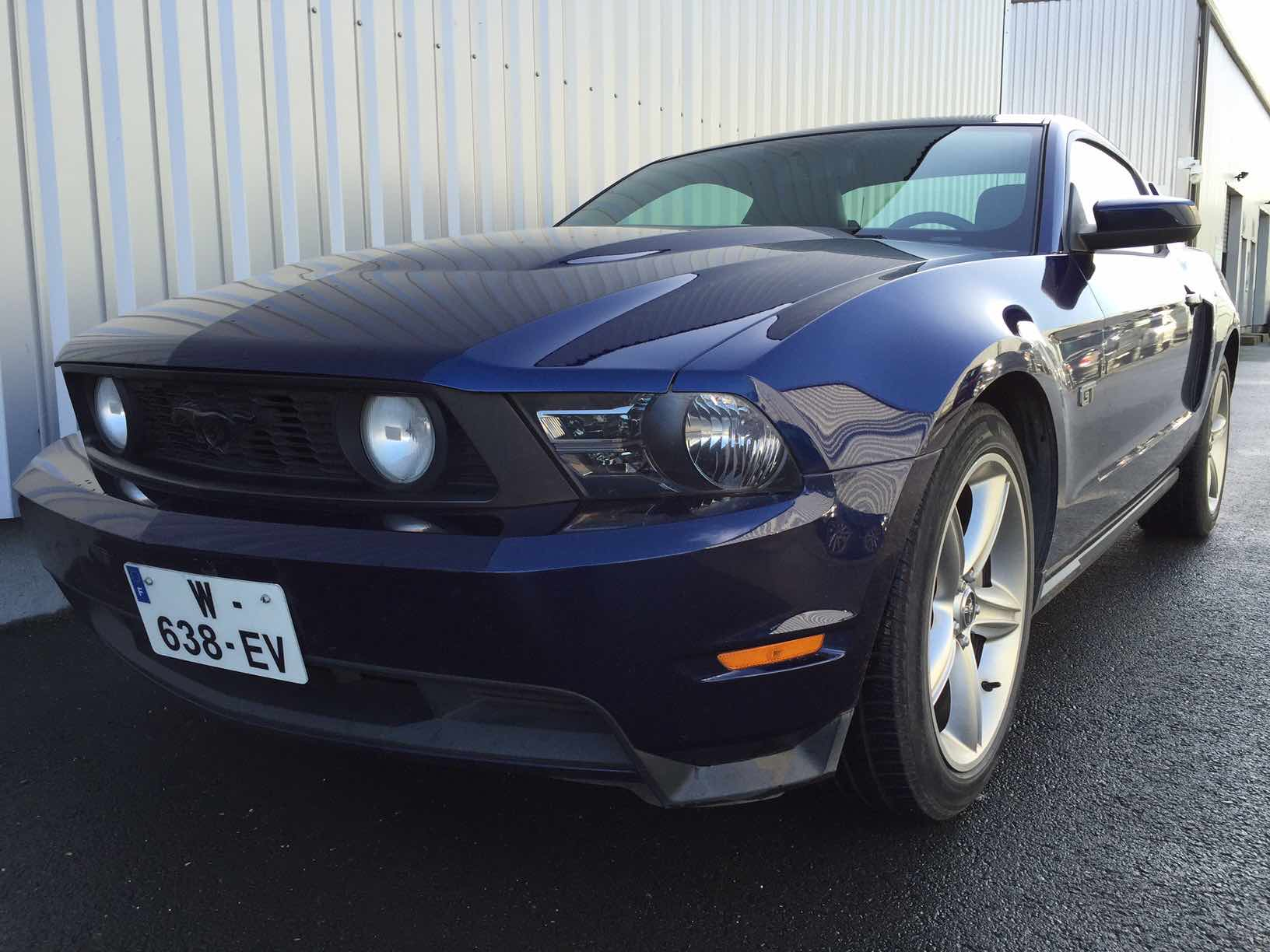 FORD MUSTANG GT V8 4,6L