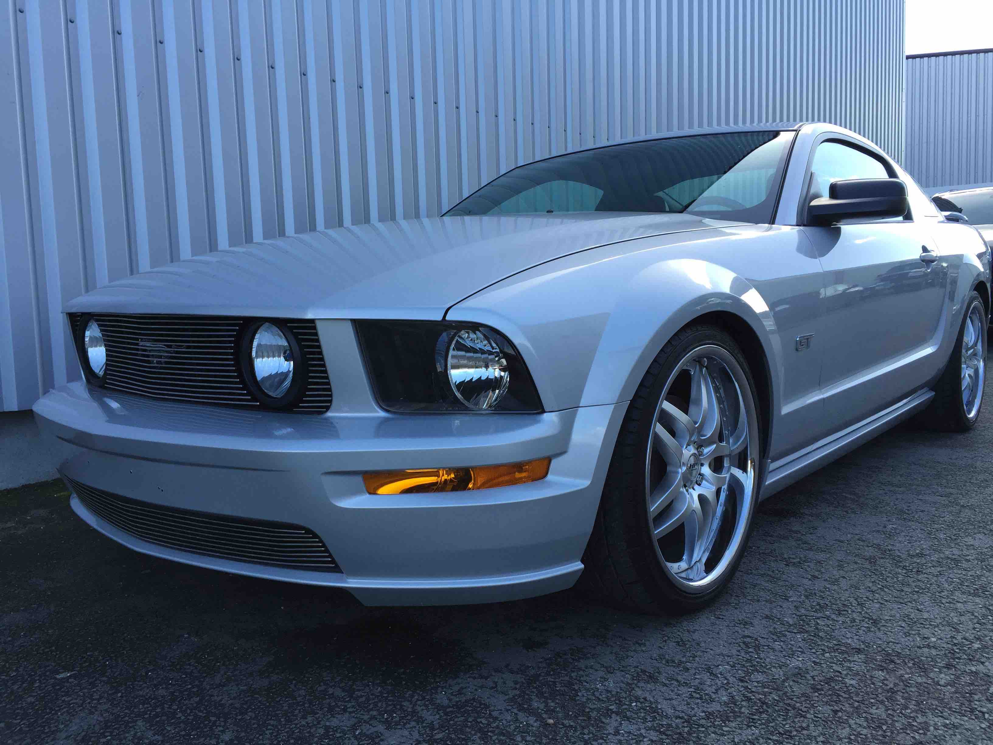 FORD MUSTANG GT V8 300CH
