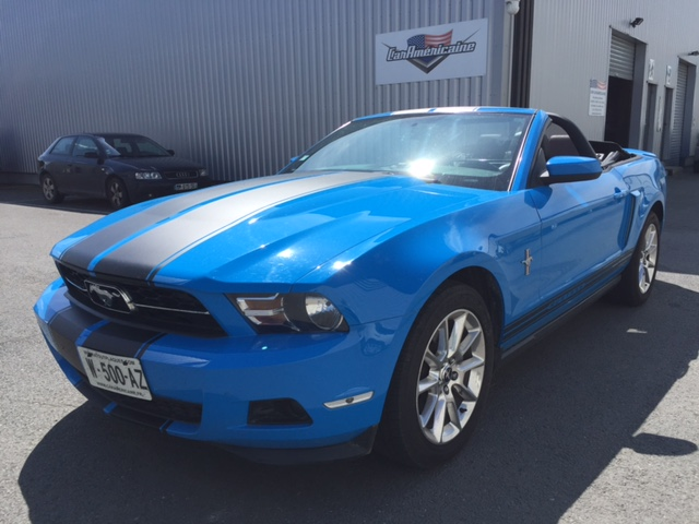 FORD MUSTANG V6 3,7L 305CH