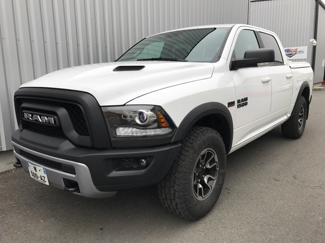 DODGE PICKUP RAM 1500 REBEL