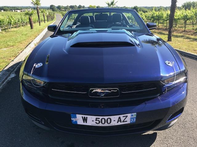 FORD MUSTANG V6 3,7L 315CH BVA CAB