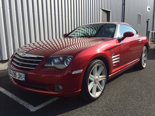 CHRYSLER CROSSFIRE V6 3,2L