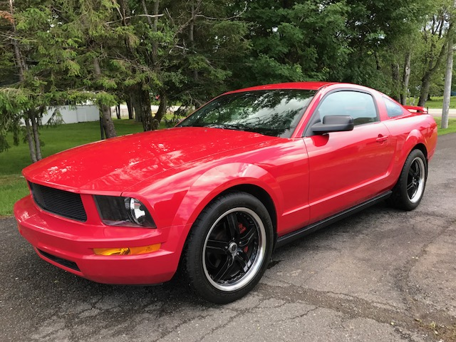 FORD MUSTANG V6 4,0L