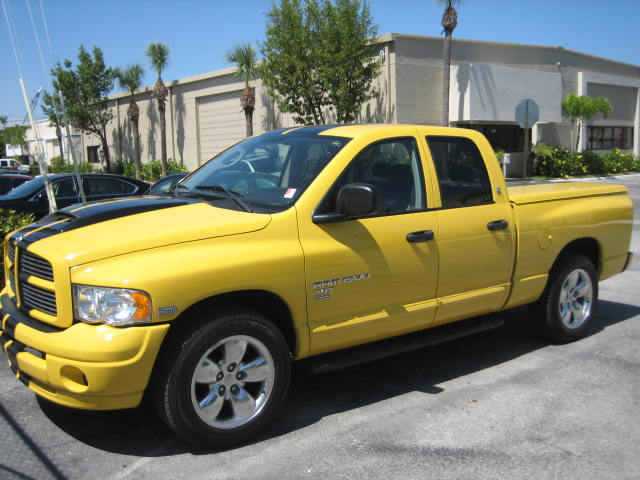 DODGE PICKUP RAM 1500 SRT LIMITEED