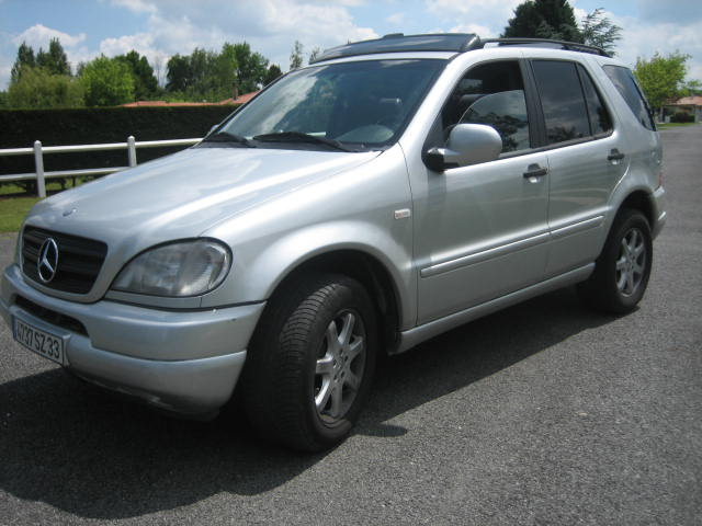 MERCEDES BENZ CLASSE ML 430 LUXE GPL